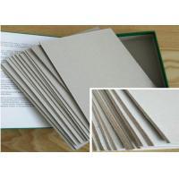Buy cheap Calendar / gift box used Laminated Grey Borad can be customerized from wholesalers