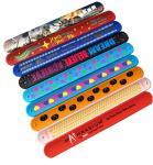 Buy cheap Bulk Silicone Rubber Bracelets Logo Printable Debossed Silk Printing from wholesalers