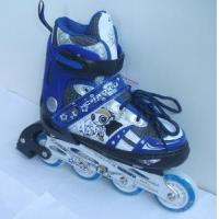 Buy cheap Soft Boots Adjustable Size Roller Skate (HL-668) from wholesalers