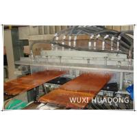 Buy cheap Red Copper Strip Copper Mould Tube Continuous Casting Machine , Billet Casting Machine from wholesalers