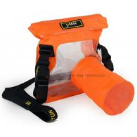 Buy cheap Dust Proof Waterproof Phone Cover , Camera Dry Bag For Sony Pentax Camera from wholesalers