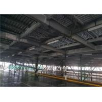 Buy cheap Promotional Precast Car Park Shade Structures Steel Frame Rapid Construction from wholesalers