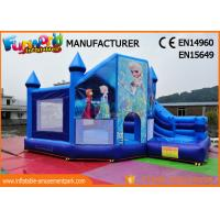 Wholesale Professional Bounce House Children Inflatable Bouncer Slide Size 7x6x5m from china suppliers