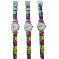 Swatch Style Customized Gift Watch PVC Watchband Trendy Watches Manufactures
