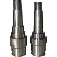 Buy cheap CNC Machining Metal Precision Mechanical Components / Parts , 0.01mm Tolerance from wholesalers