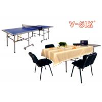 Buy cheap Multi Purpose Weatherproof Ping Pong Table Outdoor / Indoor With Lock Guard System from wholesalers