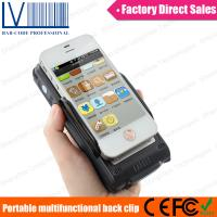 Buy cheap 2014 NEW Portable Bluetooth 1D 2D Barcode+HF+UHF RFID Credit Card Reader from wholesalers