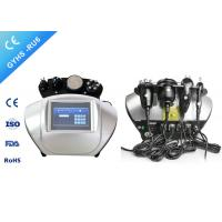 Buy cheap Weight Loss Ultrasonic Cavitation Machine Fat Reduction Machine One Year Warranty from wholesalers