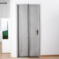 Buy cheap Fiberglass Magnetic Screen Door Curtain Commercial Easy To Assembling from wholesalers