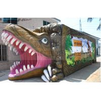 Buy cheap Dinosaur House 5D Movie Theater 12 Seat Simulator Chairs With JBL Sound System from wholesalers