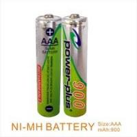 Buy cheap NiMH AAA 900mAh Rechargeable 1.2V Battery / 12 volt cell from wholesalers