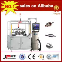 China Electric Motor Rotor Armature Balancing Machine on sale