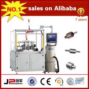China Electric Motor Rotor Armature Balancing Machine on sale