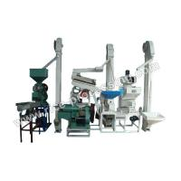 15T/D Double Iron Roller Rice Milling Equipment for sale