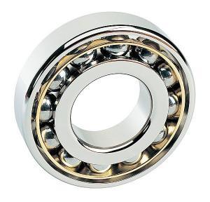 High-precision angular contact ball bearing