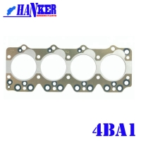 Buy cheap Iron Steel 4BA1 5-11141-088-0 Cylinder Head Gasket Set from wholesalers
