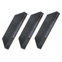 Buy cheap Unmanaged 28 Ports 5 Port Gigabit Switch 455W Inner Power Supply PoE Ethernet Switch from wholesalers
