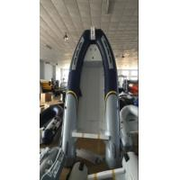 Quality Double Layer Aluminum Rib Boat , Ala350 4 Person Inflatable Boat In Hypalon for sale