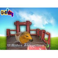 Buy cheap Inflatable Bull Riding Machine from wholesalers