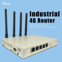 Buy cheap Client software Industrial PoE 4G High Power WiFi Router withOpenWrt from wholesalers