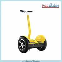Buy cheap Promotion Smart Balance Mobility Scooters with Vacuum Smooth Tire from wholesalers