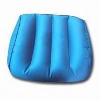 Wholesale Inflatable Pillow, Made of PVC, OEM Orders, Customized Colors Welcomed from china suppliers