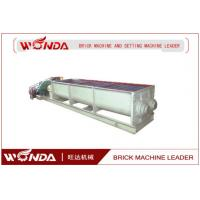 SJ 3000 AutoSolid Fried Clay Bdual Shaft Mixer25-30 M³/H Production Capacity