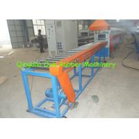 Buy cheap Window / Door Sealing Strip Rubber Profile Extrusion Line 6-8 Worker Required from wholesalers