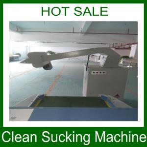 China Hot Sale Clean Sucking Machine/thread thrum sucking machine for suits garment TF-105S on sale