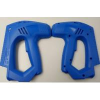 Buy cheap Blue Color ABS Custom Plastic Injection Molding Textured Cosmetic Surface Finish from wholesalers