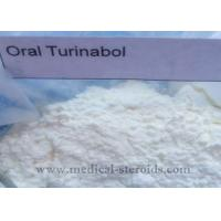 Buy cheap White Testosterone Anabolic Steroid For Muscle Building 4- Chlorodehydromethyltestosterone from wholesalers