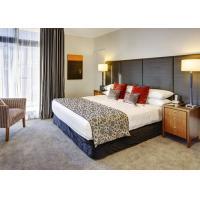 Custom Modern Hotel Bedroom Furniture / Boutique Hotel Bedroom Furniture