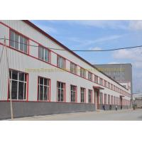 Buy cheap Energy Savings Warehouse Steel Structure Workshop With CE Certificate from wholesalers