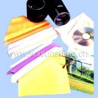 Buy cheap sunglass cleaning cloth from wholesalers