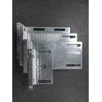 China Aluminum Optical Linear Encoder Installation Brackets For Milling Lathe Grinding on sale