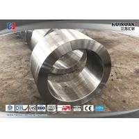 Buy cheap Welding Ball Vavle Body Stainless Steel Forging For Long Distance Transport Pipes from wholesalers