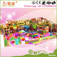 Buy cheap Guangzhou Cowboy Factory Price Commercial Kids Indoor Playground Equipment for Sale from wholesalers
