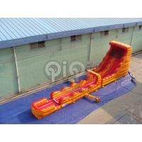 Buy cheap Commercial Inflatable Water Slide Combination from wholesalers