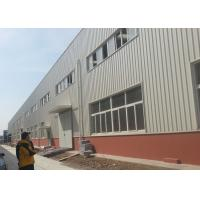 Buy cheap Fire Proof  Steel Warehouse Construction 120 * 60 * 9 M For Impulse Sport Equipments from wholesalers