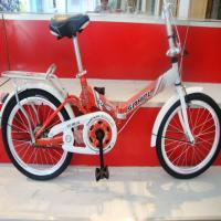 Wholesale xingtai bicycle manufacturer lightweight folding bike for girls or boys with CE from china suppliers