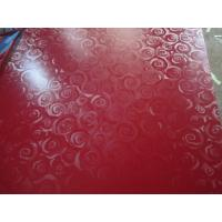 Buy cheap Combined Poplar Melamine MDF sheets For Kitchen , Recyclable from wholesalers