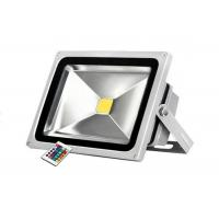 Buy cheap Color Changing LED Spot Flood Lights 20 Watt Outdoor Building Square 149LM/W from wholesalers