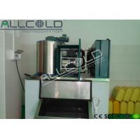 Buy cheap Vegetable / Fruits Shops Flake Ice Machine Commercial Energy Saving 1.5 Tons / Day from wholesalers