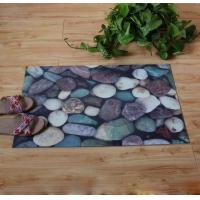 Buy cheap Soft Washable Rubber Floor Carpet , Durable Industrial Rubber Floor Mat from wholesalers