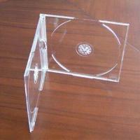 Buy cheap CD/DVD Case, Customized Logos Available from wholesalers