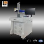 L'inscription maximum de laser de fibre de source de laser de Raycus Ipg usine la durée de fonctionnement longue de 1064 nanomètre
