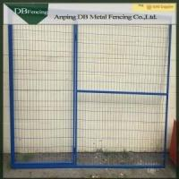 Buy cheap used canada temporary wire mesh fence panel for sale from wholesalers