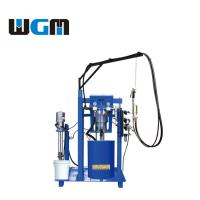 Buy cheap Manual Glue Spreading Machine , Glass Sealing Machine Air Motors System from wholesalers