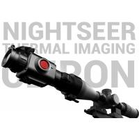 China High Resolution 50mm Thermal Hunting Scope Three Modes For Image Clarifying on sale