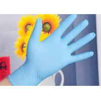 Buy cheap Disposable Nitrile Gloves/nitirle Examination Gloves/nitrile Disposable Gloves from wholesalers